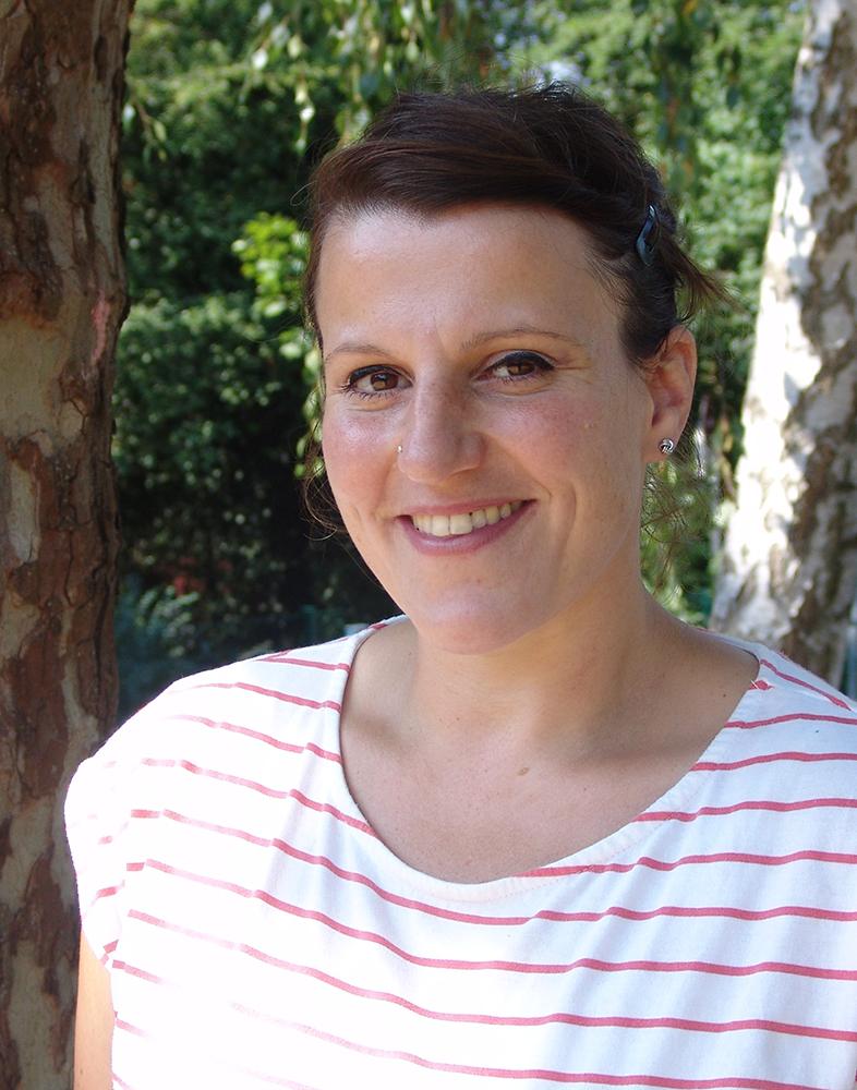 Lehrerin Eintracht Grundschule, Dortmund Holzen: Frau Lüdtke